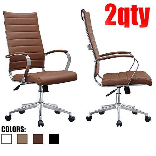 Don't risk purchasing your chairs with another brand, stay with 2xhome! 2xhome offers the highest quality but with affordable price (The details of our quality are written on our product description). You will not get the same price with this quality from another company again. Don't... more details available at https://furniture.bestselleroutlets.com/home-office-furniture/home-office-desk-chairs/adjustable-chairs/product-review-for-2xhome-set-of-two-2-brown-modern-