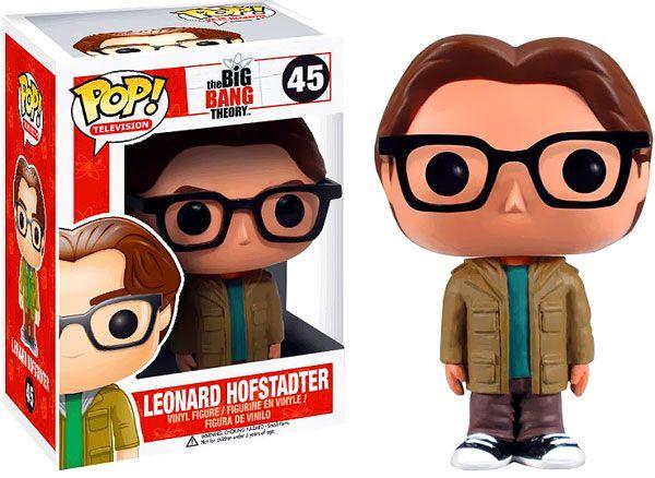 La figurine pop Leonard Hofstadter en détails : notez, commentez et parlez de Leonard Hofstadter avec les autres membres. Où acheter ou trouver la figurine Leonard Hofstadter de la collection The Big Bang Theory.