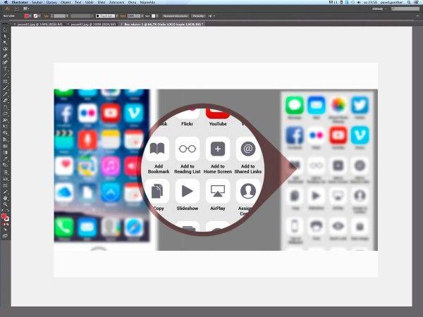Sada ikon iOS 8 ke stažení zcela zdarma s možností použití i ke komerčním účelům...