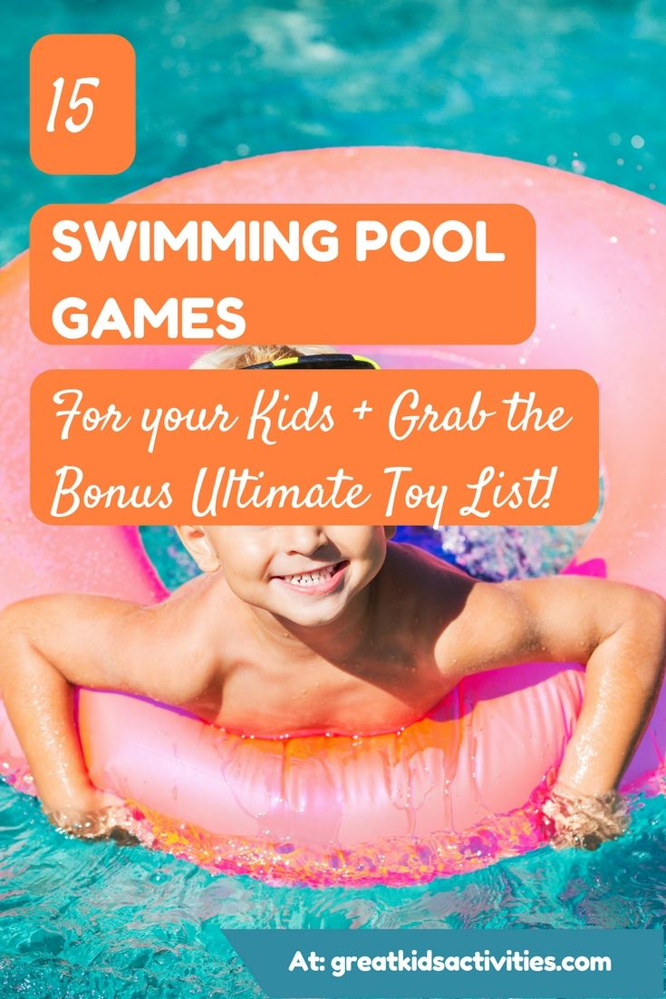 Best 25 pool games kids ideas on pinterest pool party activities pool games and fun pool games for Swimming pool games for kids ideas