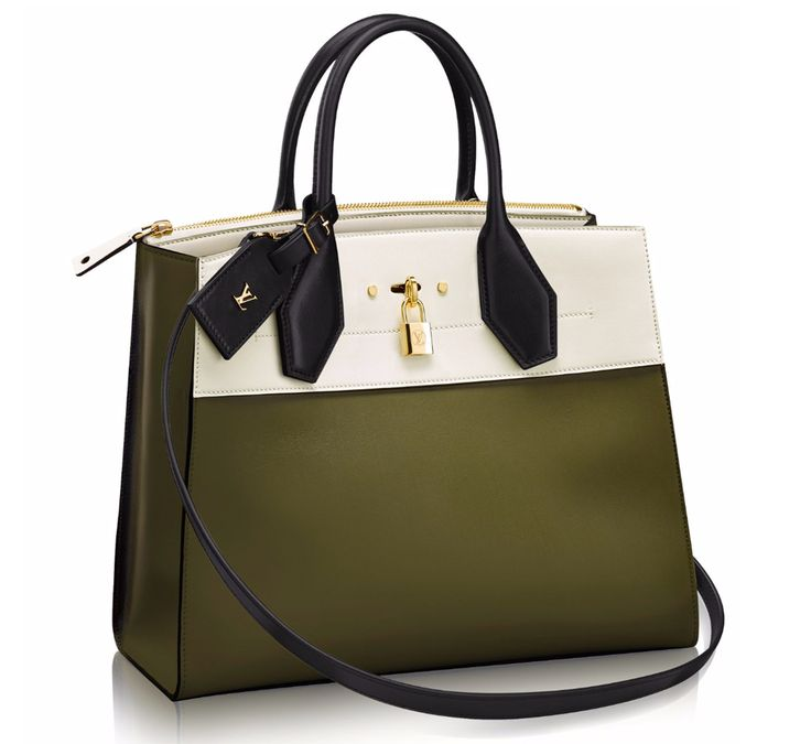 Hit the Streets in Style with the Louis Vuitton City Steamer Bag