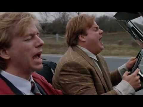 Best car scene ever Tommy Boy - YouTube