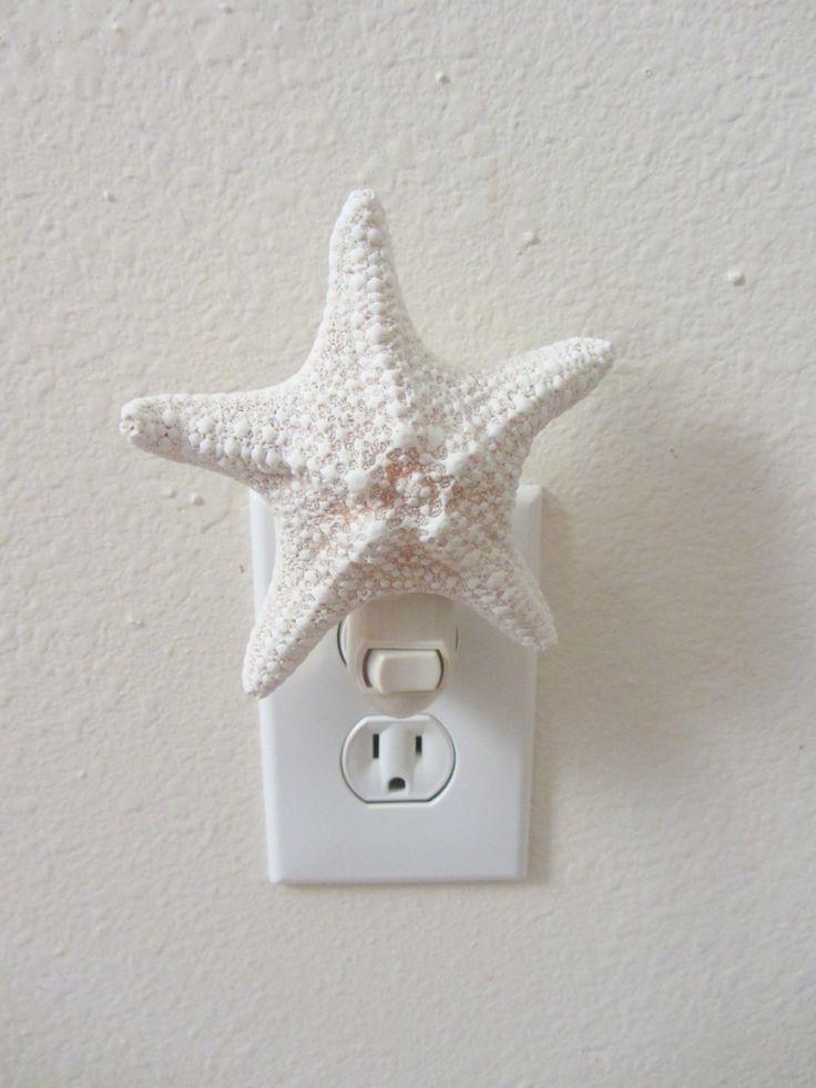 Beach Decor - Starfish Night Light