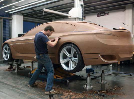 How to model: Clay modeling in Car Design