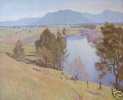 [Gruner: The Bellinger River[5].jpg] Bellingen, NSW.
