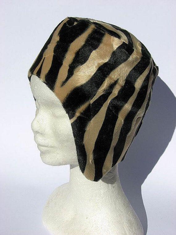 Berretto cappello aviatore  stylisch insolito di Janecolori