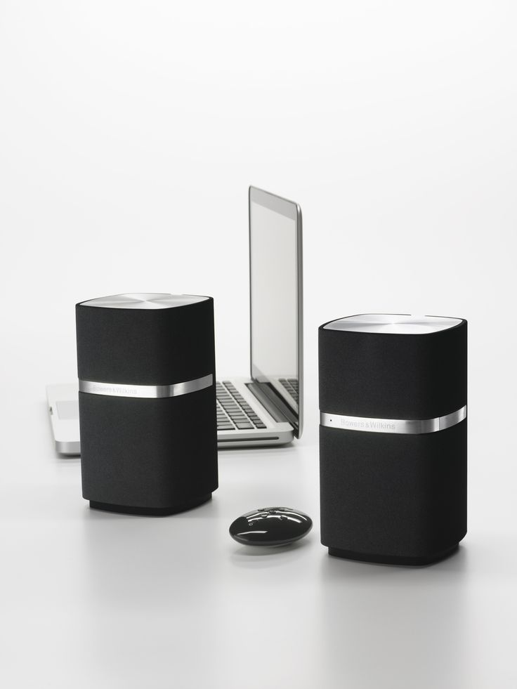 Bowers & Wilkins MM-1. If my Soundsticks ever kick the bucket, I'd love a set of these on my desk.