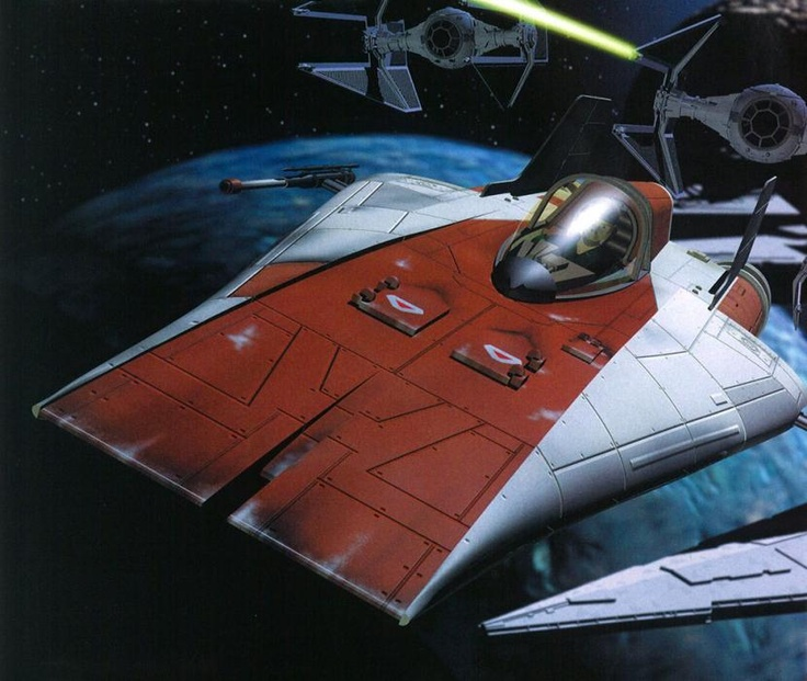 Rz 1 A Wing Interceptor: 17 Best Images About Greatest Fictional Spacecraft On