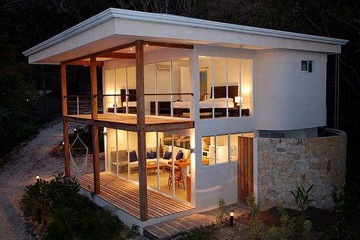 Modern Vacation Rentals Costa Rica   boutique-homes.com