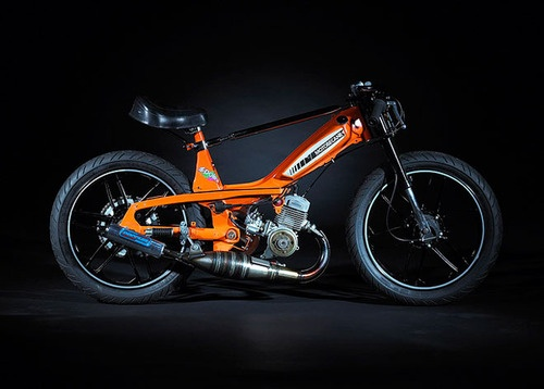 Cool Mopeds / Custom Mopeds