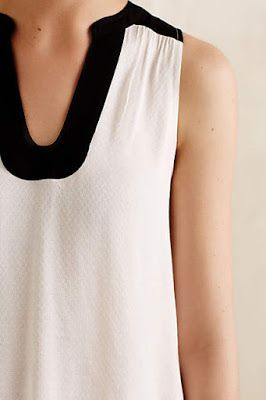 #anthrofave New Arrival Tops: Sleeveless