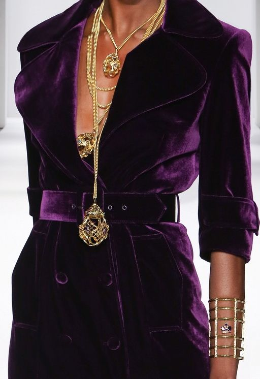 Zang Toi Designs Fall 2013