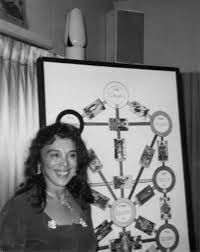 "Ann Davies (1912-1975) - Successor to Paul Foster Case in the esoteric order Builders of the Adytum (""Inner Shrine"") (B.O.T.A.), a Western mystery school based on the Hermetic Qabalah, tarot, meditation, Jungian psychology, astrology and ceremonial ritual. [Click for BOTA website]"