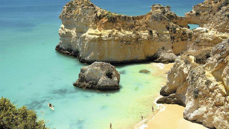 Port Alvor, Algarve