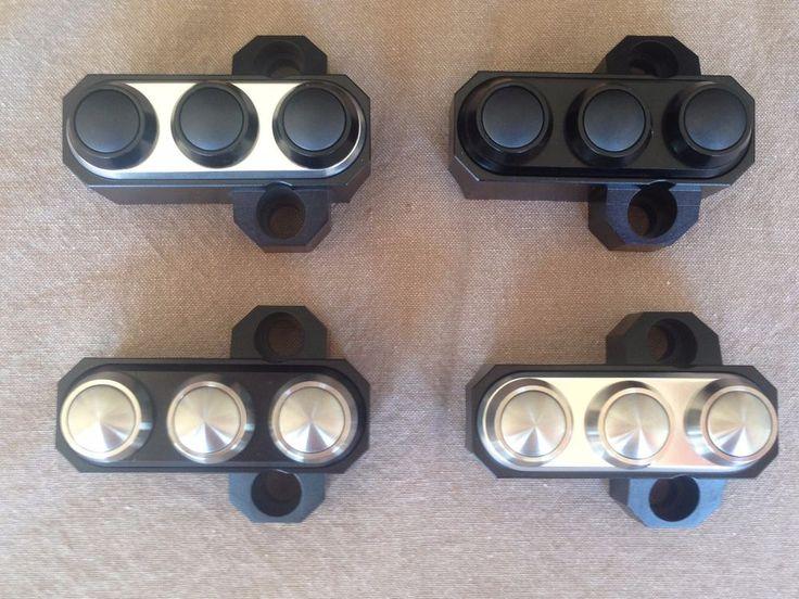 E_ 2x CNC Lenkerschalter Armatur Taster Schalter 22mm Lenker Streetfighter Alu in Auto & Motorrad: Teile, Motorrad-Tuning & -Styling, Individuelle An- & Umbauteile | eBay!