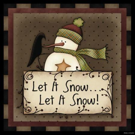 12 best Primitive clipart images on Pinterest | Christmas ...