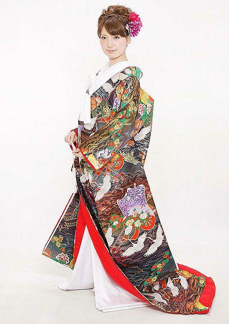 Japanese Kimono:277