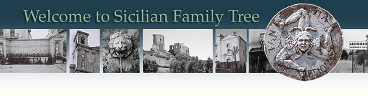 Sicilian Family Tree