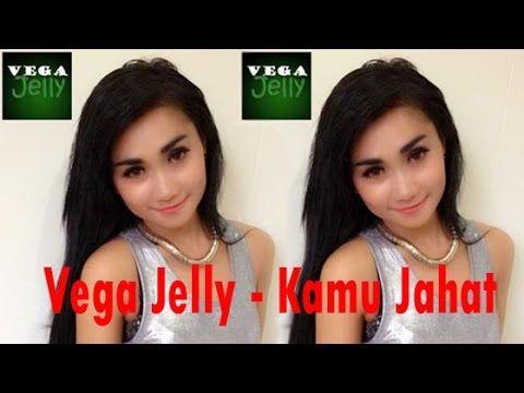 Vega Jelly - Kamu Jahat Lirik + Karaoke