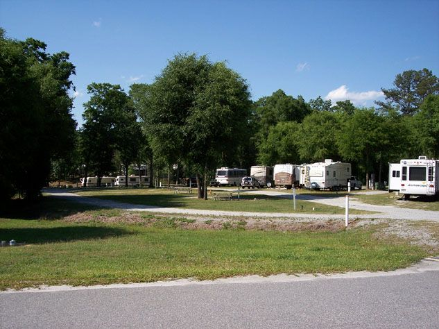 Southern Gates RV Park Campground At Arabi Georgia