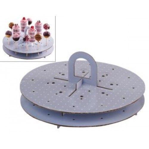 kaiser e511792 halter st nder 32cm cake pop in m bel wohnen kochen genie en backzubeh r. Black Bedroom Furniture Sets. Home Design Ideas