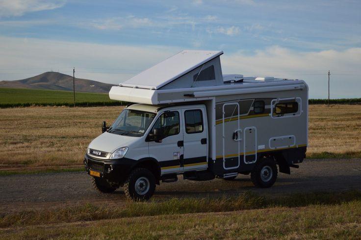 les 42 meilleures images du tableau iveco 4x4 camper caravan sur pinterest 4x4 caravane et. Black Bedroom Furniture Sets. Home Design Ideas