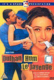 Dulhan Hum Le Jayenge Full Movie Dailymotion Part 1. Sapna has lost her parents at an early age and lives with her three quirky uncles - Bhola Nath is a fitness freak, Prabhu Nath is a deeply religious fellow and Vicky Nath is a disco-savvy ...