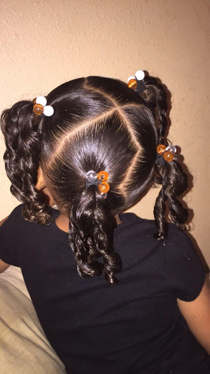 Strange 1000 Ideas About Mixed Girl Hairstyles On Pinterest Mixed Girls Short Hairstyles For Black Women Fulllsitofus