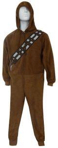 Star Wars Chewbacca Hooded Onsie Pajama Suit
