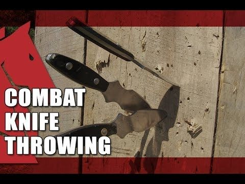 How To Throw A Knife | Survival Skills and Survival Prepping Tips at Survival Life Blog: survivallife.com