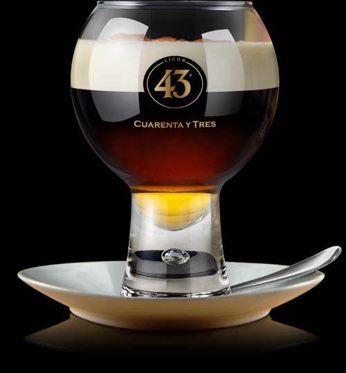 Puur Recepten - Licor 43  Spaanse koffie.