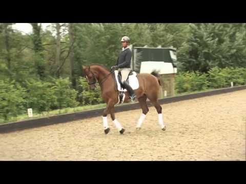 The best of the London 2012 Olympics: Carl Hester dressage