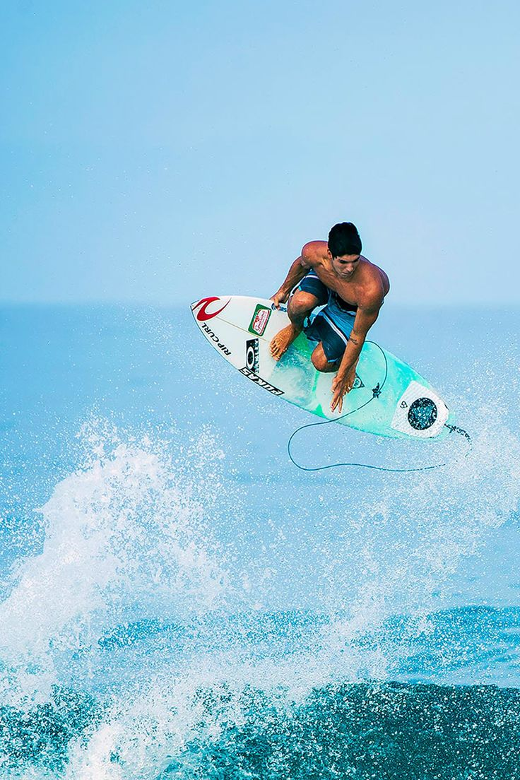 Aéreo de Gabriel Medina Campeão Mundial de Surfe