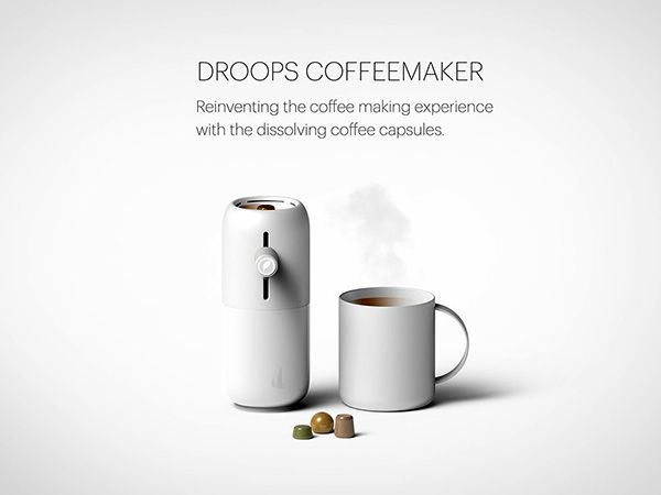 So here is a concept that makes the current coffee capsules redundant and brings in a wave of innovativeness.