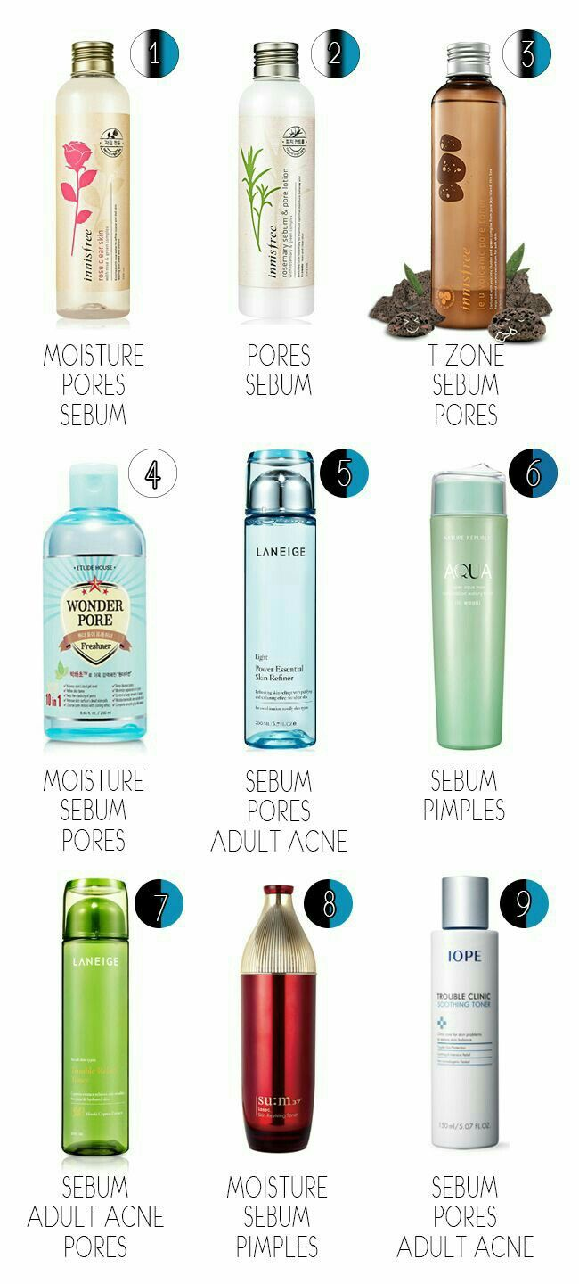 Sebum for your needs.