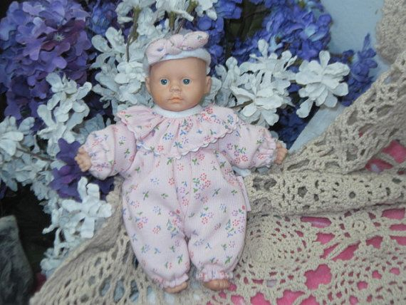 Vintage Small Baby Doll Simba Toys Doll by Daysgonebytreasures