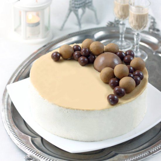 Baileys Layer Cake