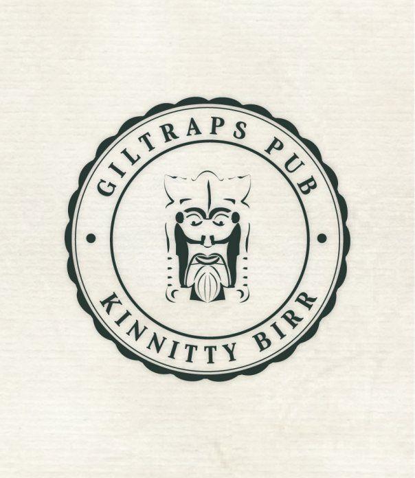 Giltraps Pub, Kinnetty, Ireland.  Original owners of this pub are Matt relations.