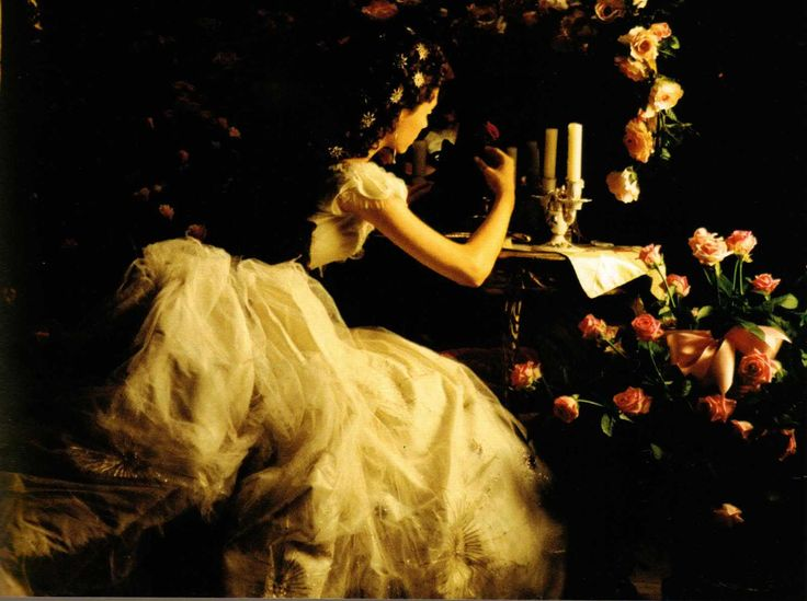 Romantic Vintage, Dreams, Dresses, Beautiful, Phantom, Opera, Christine Daae, Emmy Rossum, Fairies Tales