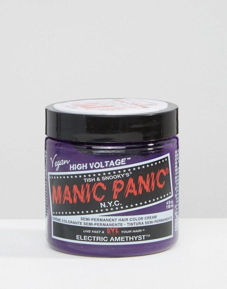 image 1 manic panic nyc coloration crme semi permanente pour les cheveux - Gel Colorant Cheveux