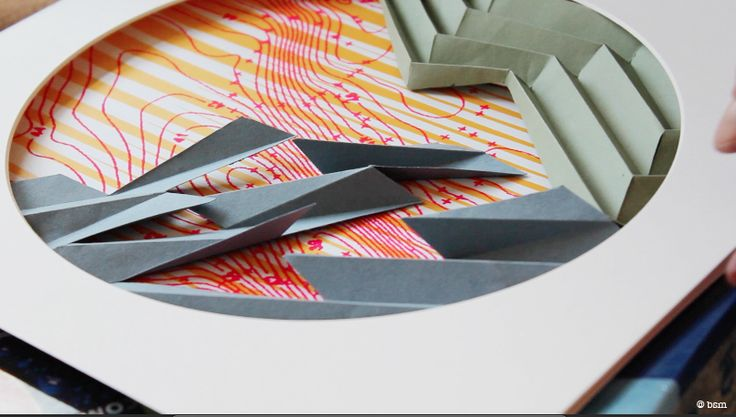 Serigraphy and paper folding workshop
