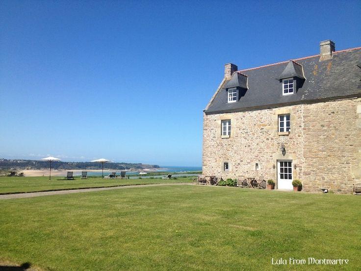 Balade bretonne #1 : Fréhel et Sable d'Or Les Pins - Manoir Saint-Michel