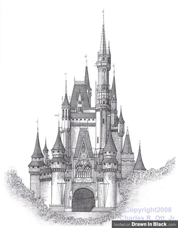 Google Image Result for http://www.drawninblack.com/wp-content/uploads/2010/01/Charles-Ott-Cinderella-Castle-Magic-Mountain-Walt-Disney-World-Resort-Lake-Buena-Vista-Orlando-FL.jpg
