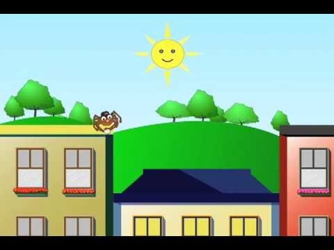 Itsy Bitsy Spider - this is a new one from Silly Bus, this version is awesome and the video is cute too.