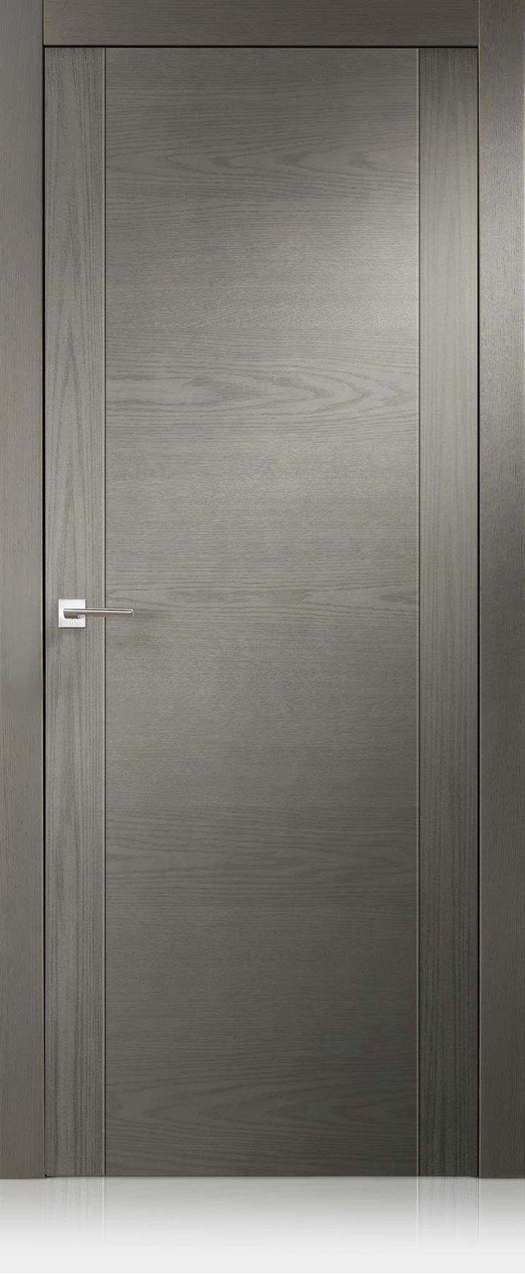 Ferrero Legno Porte / Collezioni FL / Intaglio / 1 / Ecorovere grigio