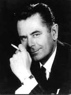 Famous Canadians: Born Gwyllyn Samuel Newton Ford in Sainte-Christine, Quebec, actor Glenn Ford appeared in 106 films and several television series. More than half of his movie appearances were in westerns but Ford played equally well in light comedies and film noir, and was voted the number one male box office attraction in 1958. He was inducted into the National Cowboy Hall of Fame by the Western Heritage Museum in 1978.