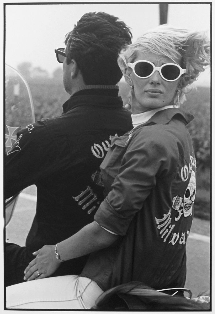 Cool Riders On The Road With Outlaw Biker Gangs In 60s Pictures