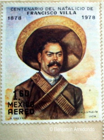 Pancho Villa destacó principalmente en el estado de Chihuahua, en el norte de México, donde su principal ideal consistía en frenar el abuso que ejercían los hacendados sobre los campesinos y peones, no ha podido determinarse verdaderamente cual fue su origen.