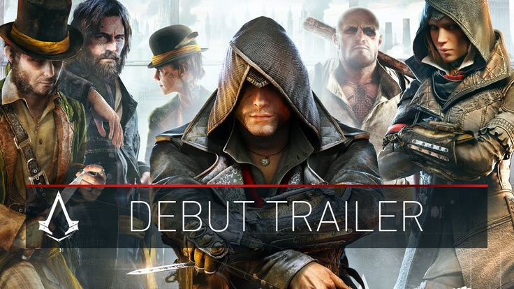 Assassin's Creed Syndicate Debut Trailer (US) #assassinscreed #assassinscreedsyndicate #gaming #videogames #geek #hot #jacobfrye