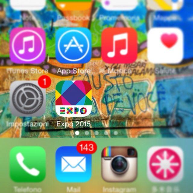 Per restare sempre informati su #EXPOmilano2015 #EXPO2015 è arrivata l'app ufficiale per smartphone!